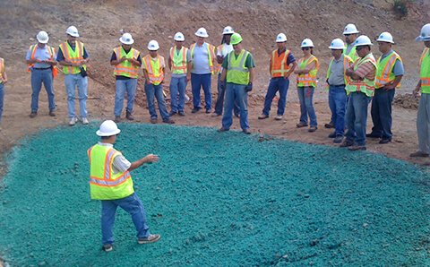 California Construction General Permit outdoor course