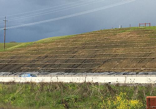 Erosion control caltrans