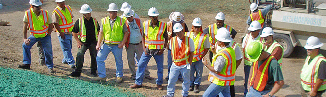 Stormwater Management Services & Training