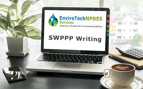 laptop with logo envirotech